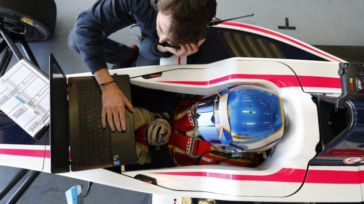 AUTO - WINTER TESTS FR 2.0 - MAGNY-COURS